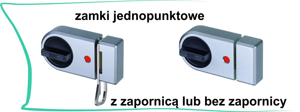 Montaż zamka nawierzchniowego Poznań